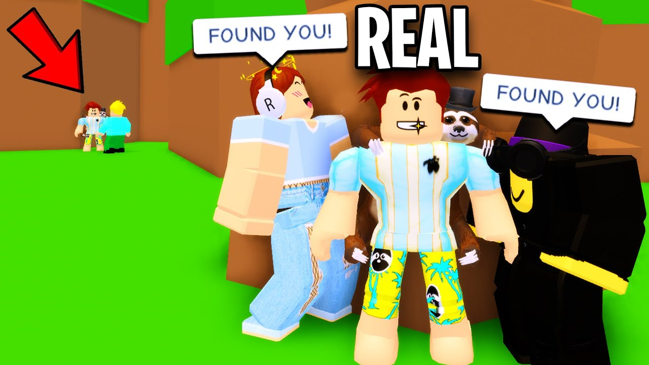 Find The Poke Clone, Win 10,000 Robux! (Roblox)