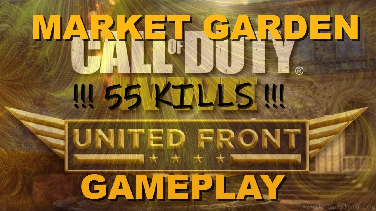 Call of Duty WWII (DLC 3, Market Garden Gameplay) - YouTube