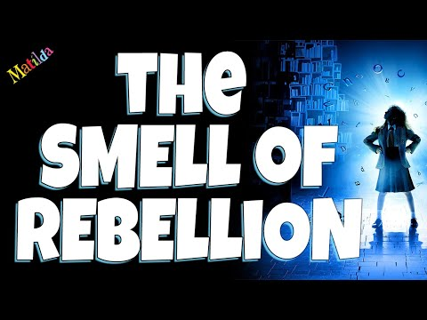 The smell of rebellion Instrumental backing track karaoke Matilda
