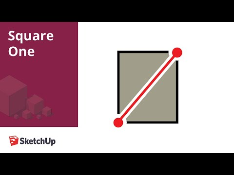 Rectangle Tool - Square One