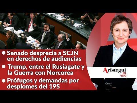 Aristegui en vivo 31 de Octubre