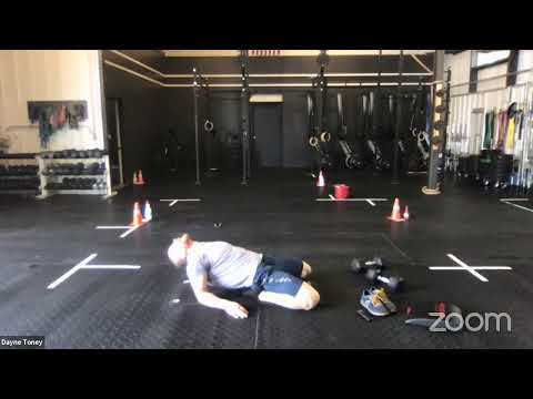 Live zoom workout 6/19/20