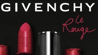 Givenchy Le Rouge Intense Color Sensuously Matte Lipstick Thumbnail