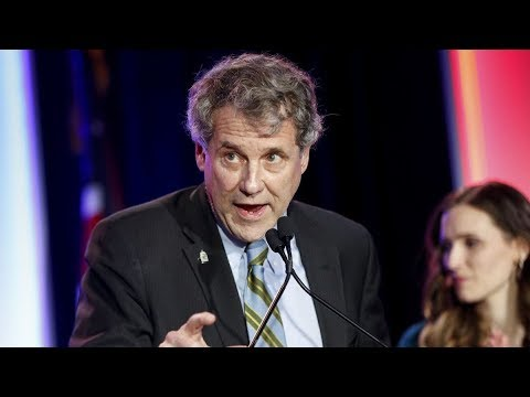 Sherrod Brown Tanks 2020 Chances, Opposes Medicare For All
