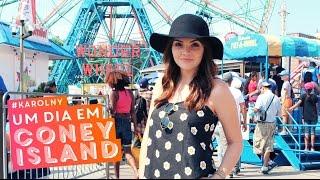 #karolNY: Um dia de verão em Coney Island