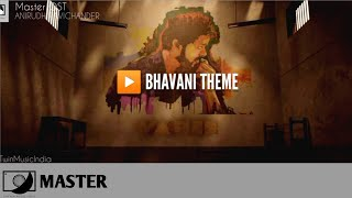 Bhavani Theme - Master (Original Sound Track) 💿 #64TM Release HD Audio.