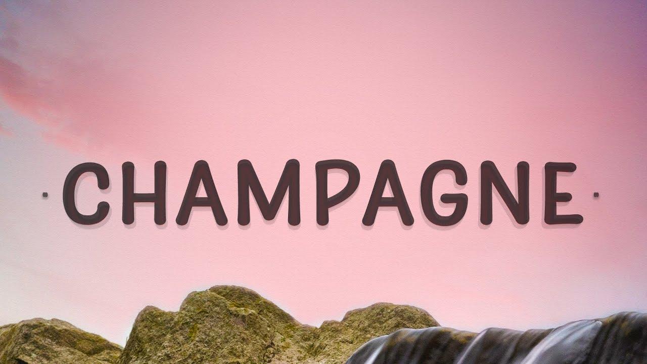 Jessica Hammond - Champagne (Lyrics)