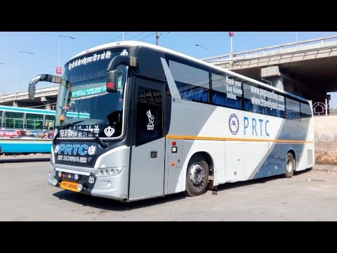 PRTC Scania & Volvo Buses | #RCBuses