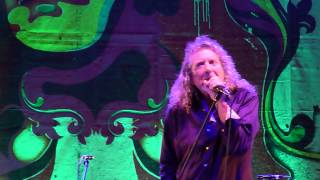 "Robert Plant ""Please Read the Letter"" Live @ Greek Theater, Berkeley CA 6-29-2013 Theatre Jimmy Page"