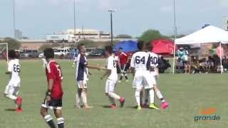Real Salt Lake-Arizona Elite 2015 Tuzos Challenge Highlights | September 13, 2015