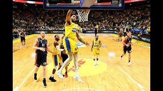 Jonah Bolden Highlights vs Valencia 06.04.2018