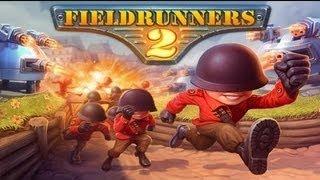Fieldrunners 2 Gameplay [ PC HD ]