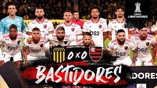 Peñarol 0 x 0 Flamengo - Bastidores