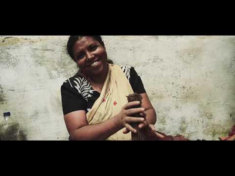 Fair trade, handmade, organic incense sticks - supporting woman in mysore
