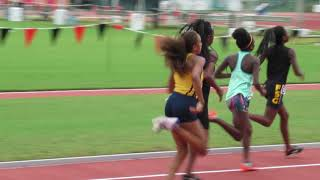 2019 AAU Club Nationals Girls 13 FINAL 800M