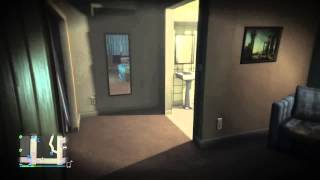 GTA 5 HOW TO GET INTO THE SECRET HOTEL ROOM 1.29 (1.26?)