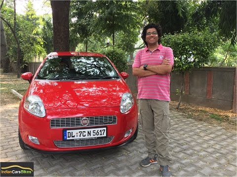 Fiat Grande Punto Exotica Red - Tastefully Modified Cars in India