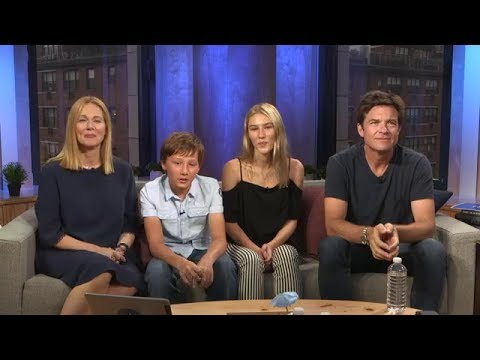 Meet the cast of New Netflix Original Series Ozark live from facebook
