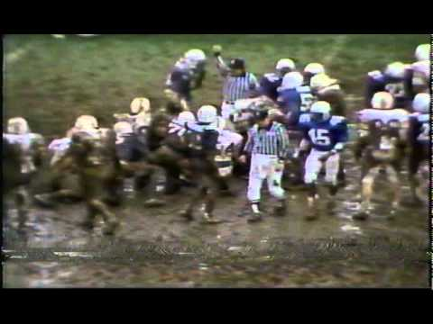 1985 NJ Group 4 State Championship Union vs Montclair