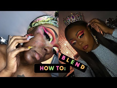ColorFul CuCrease   How To: Blend Your Eyeshadow 101   Series 1 ESP2