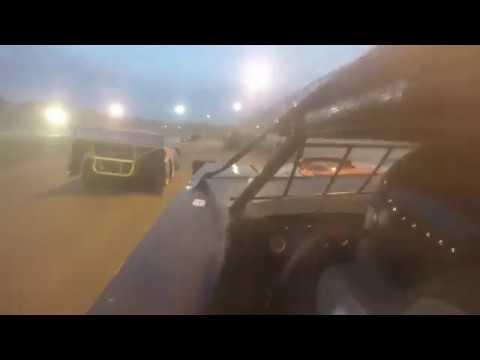 Jacob Peterson #112 In Car Camera Eriez Speedway 6-9-19