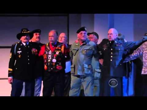Garth Brooks Singing Billy Joel's Song 'Goodnight Saigon'
