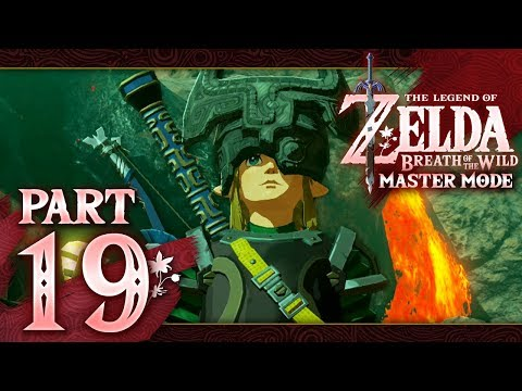 The Legend of Zelda: Breath of the Wild (Master Mode) - Part 19 - Death Mountain