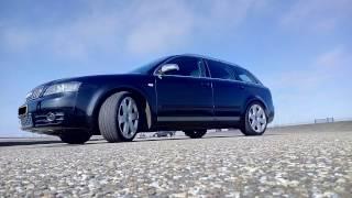 Audi S4 V8 4.2L 344hp - First Test Drive