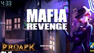 Mafia Revenge - Real-Time PvP Gameplay Android / iOS