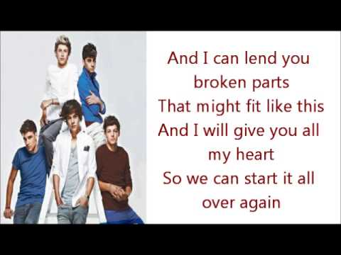 One Direction- Over Again(lyrics+pictures) - YouTubeOne Direction Over Again