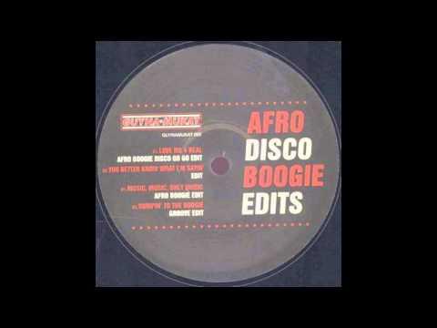 AFRO DISCO BOOGIE #2 - Jewel - Jewel's Groove (Remix)
