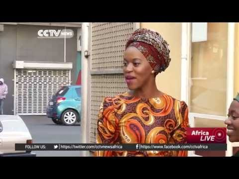 South African women embrace fashionable head scarves
