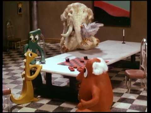 Gumby Adventures - Goo's Music Video
