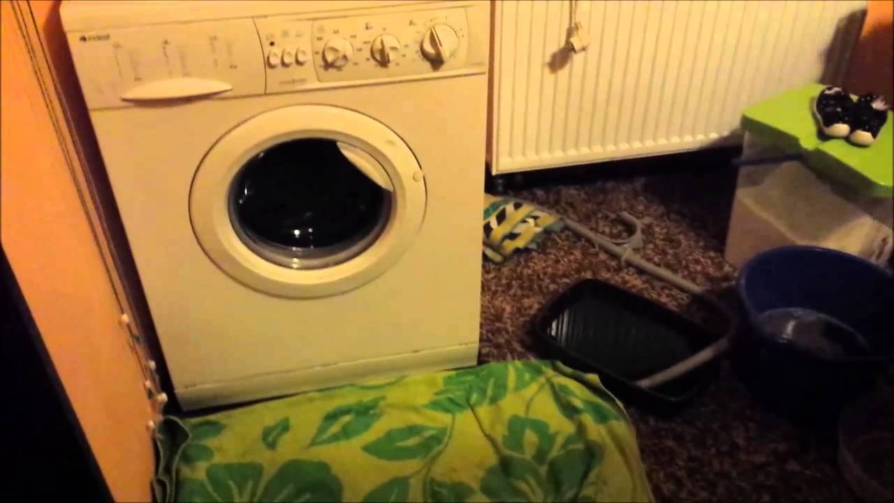 Jak naprawić pralkę, gdy nie wylewa wody i nie wiruje? Zrób To Sam