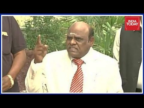 Calcutta High Court Judge Justice CS Karnan Refuses Medical Test By Supreme Court