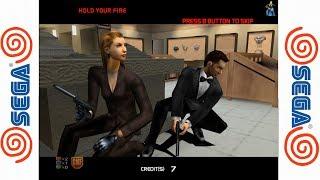 Confidential Mission - SEGA Dreamcast Gameplay Sample - Redream Emulator