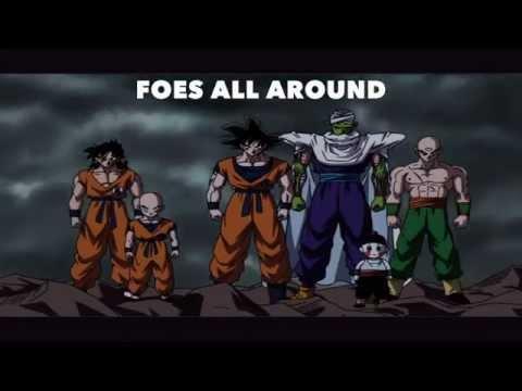 Dragon Ball Z Kai - Opening #3: Dragon Soul - English Verion + LYRICS [HQ Audio]