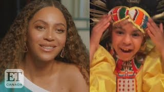 Beyonce Explains Brown Skin Girl, MOOD 4 EVA From The Gift