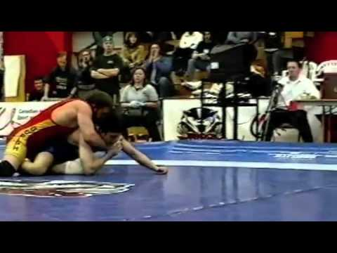 2004 CIS Championships: 72 kg Rory McDonell vs. Jamie Gillman