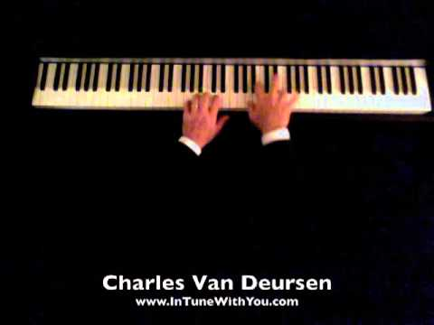 He Touched Me - played by Charles Van Deursen