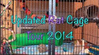 Updated Rat Cage Tour 2014