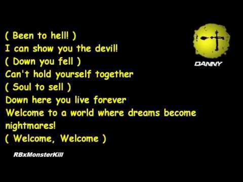 Hollywood Undead - Been To Hell (W/Lyrics)