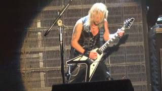 Judas-Priest - Painkiller - Live Rockhal Esch-sur-Alzette Luxembourg le 16/06/2015