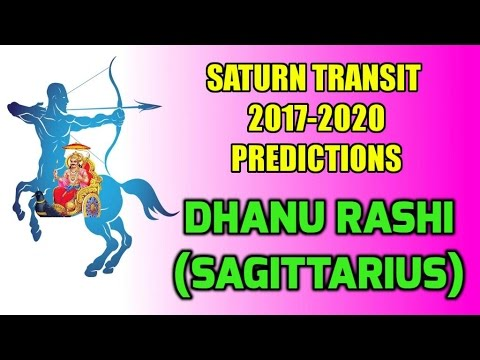 Dhanu Rashi 2019-2020 Predictions | Sagittarius Moon Sign