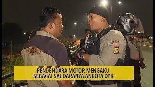 Ngaku Adik Anggota DPR, Pria Ini Tetap Ditilang | THE POLICE (29/10/19)