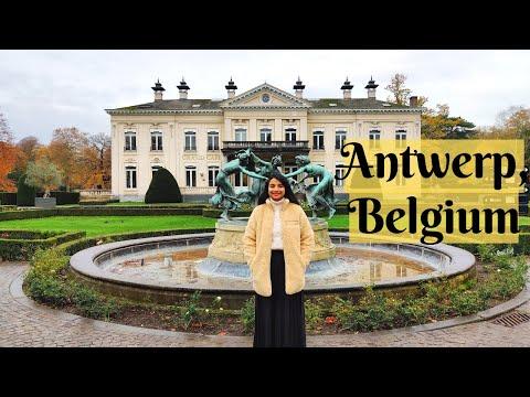 ANTWERP, BELGIUM TRIP | MUST VISIT PLACES IN ANTWERP | ANTWERP CITY TOUR | ANTWERP TRAVEL VLOG 2020