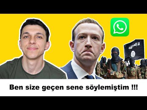 WHATSAPP'IN HİKAYESİ-Cebimizdeki hırsız Whatsapp , SÖZLEŞMEDEN 1,5 SENE ÖNCE GERÇEKLERİ ANLATMIŞTIM!
