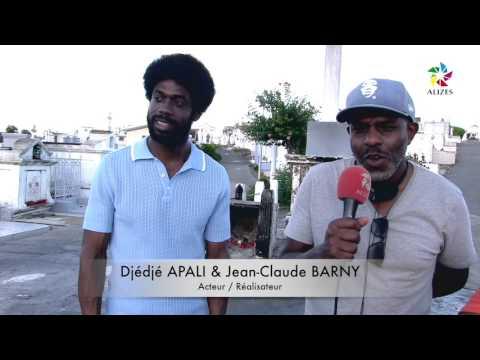 Pointe à Pitre : Tournage du Gang des Antillais