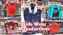 Wholesale kids wear   Kids shirt Manufacturer   Kids Wear Market   Kidswear Mumbai