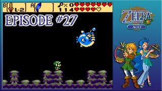 The Legend Of Zelda: Oracle Of Ages - Angler Fish & The Long Switch - Episode 27